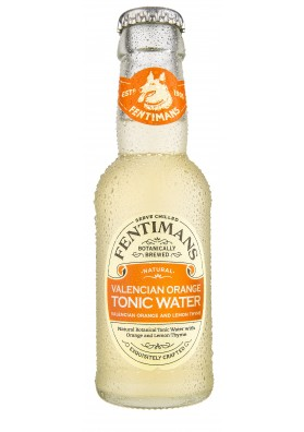 Valencian Orange Tonic Water 125 ml