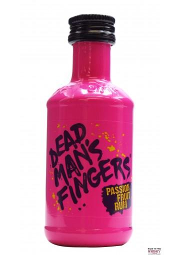Dead Man's Fingers Passion Fruit Rum 37,5% 0,05L