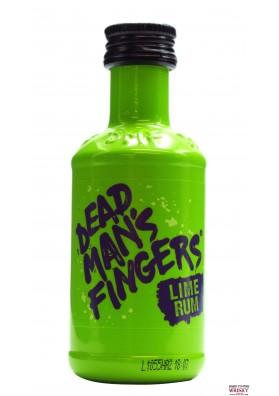 Dead Man's Fingers Lime Rum 37,5% 0,05L