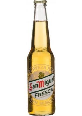 San Miguel Fresca 330 ml 4,4%