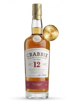 Crabbie 12YO Scotch single malt