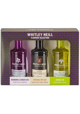 Whitley Neill 5cl Tasting Gift Pack 43%