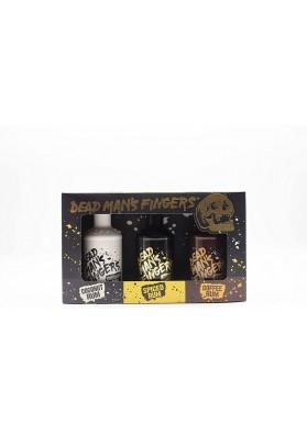 Dead Man's Fingers Rum Taster Pack (3 x 5cl)