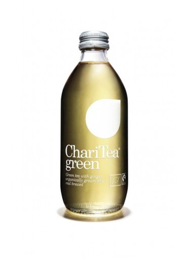 ChariTea Green 330 ml