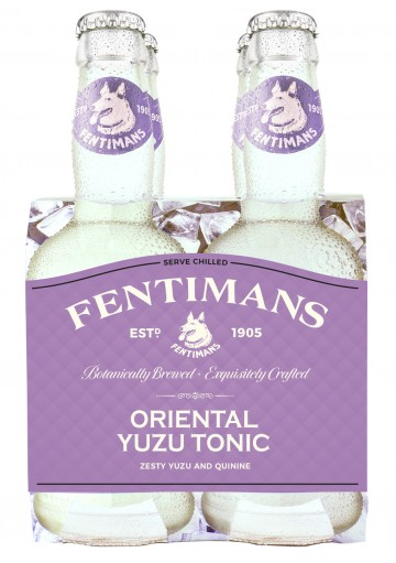 Fentimans Oriental Yuzu Tonic 200 ml