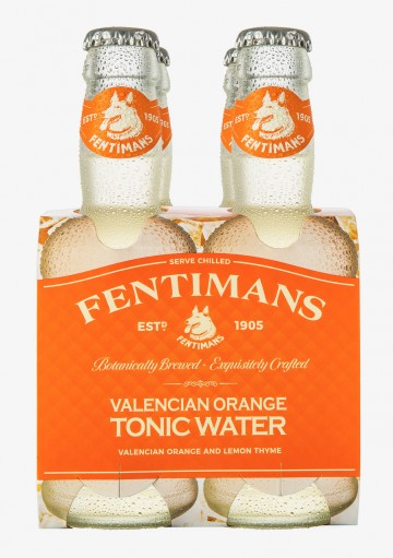 Valencian Orange Tonic Water 200 ml