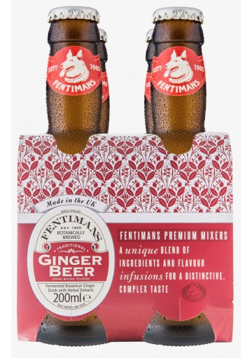 Ginger Beer 200 ml