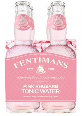 Fentimans Pink Rhubarb Tonic 200 ml