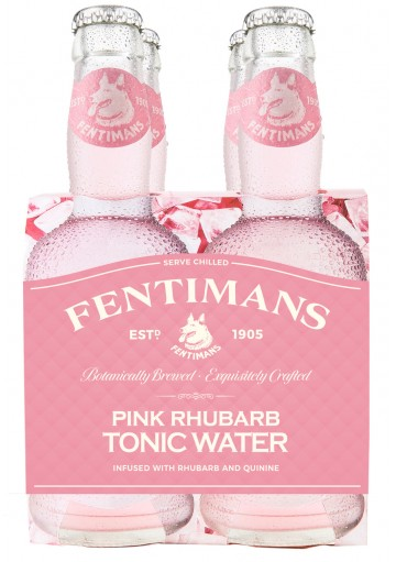 Pink Rhubarb Tonic 200 ml