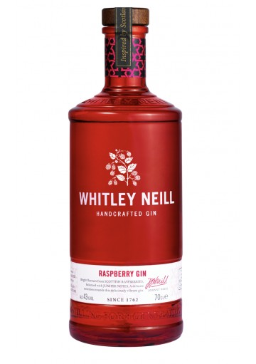 Whitley Neill Raspberry Gin 0,7L 43%