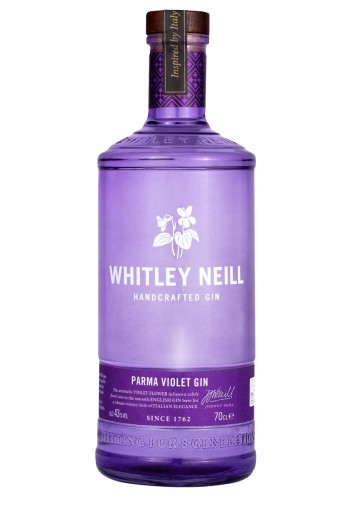 Whitley Neill Parma Violet Gin 0,7L 43%