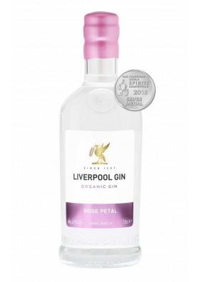 Liverpool Rose Petal gin