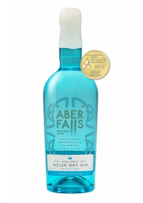 Aber Falls Welsh dry gin 0,7L 41,3%