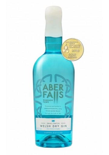 Aber Falls Welsh dry gin