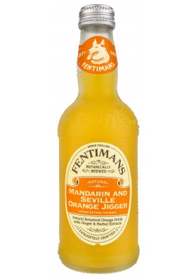 Fentimans Mandarin & Seville Orange 275 ml