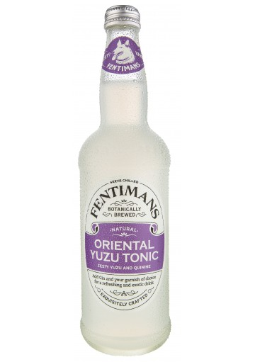 Oriental Yuzu Tonic 500 ml