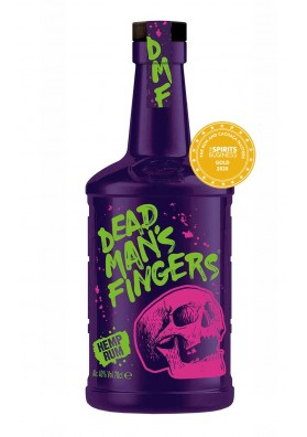 Dead Man's Fingers Hemp Rum 0,7L 40%