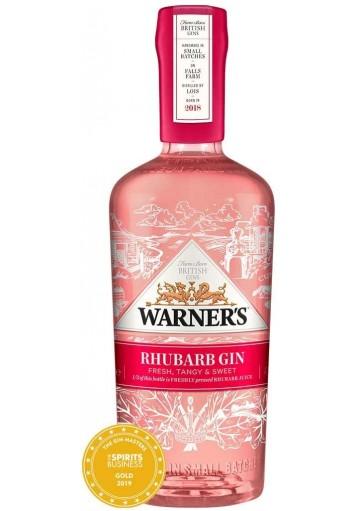 Warner's Rhubarb Gin 0,7L 40%