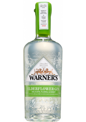 Elderflower gin 70 cl