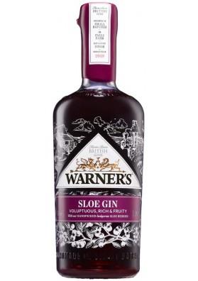 Warner's Sloe gin 70 cl