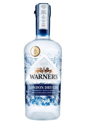 Warner's Dry Gin 0,7L 44%