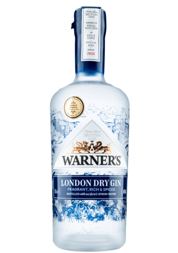 Dry gin 70 cl