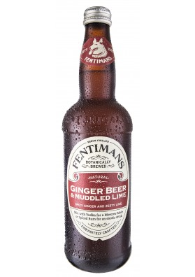 Fentimans Ginger Beer and Muddled Lime 500 ml