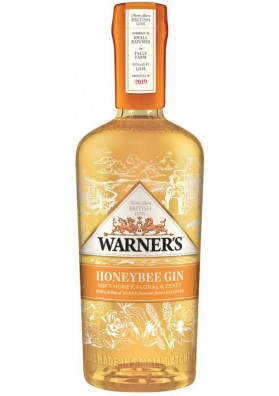 Warner's Honeybee Gin 0,7L 40%