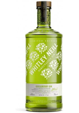 Whitley Neill Gooseberry Gin ( Limited Edition ) 0,7L 43%