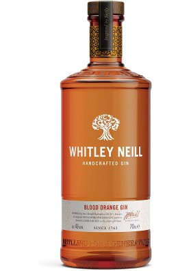 Whitley Neill Blood Orange Gin 0,7L 43%