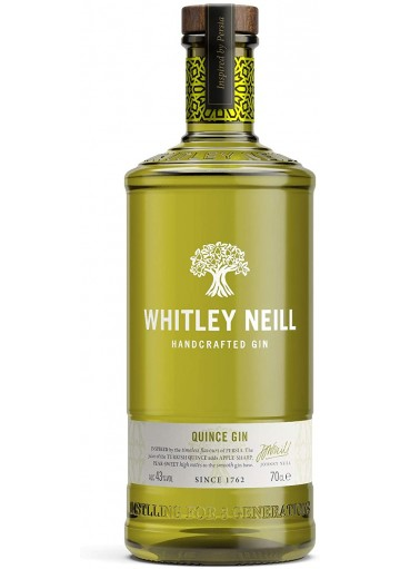 Whitley Neill Quince gin