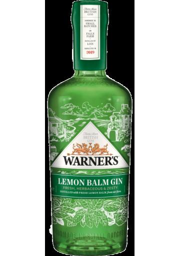 Lemon Balm Gin