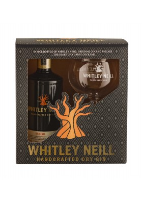 Whitley Neill original gin gift box