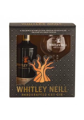 Whitley Neill original gin gift box