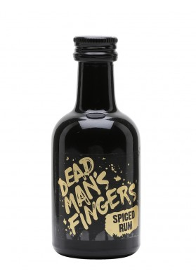 Dead Man's Fingers Spiced Rum, 37,5%, 0,05l