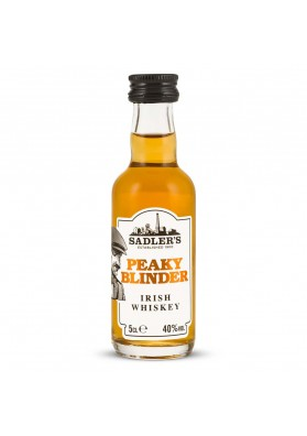 Peaky Blinder Irish Whiskey 40%, 0,05L