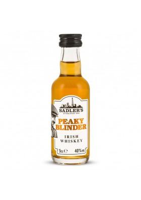 Peaky Blinder Irish Whiskey 40%, 0,05L