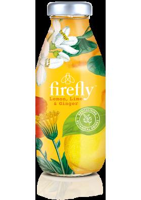 FIREFLY DRINKS CITRON, LIMETKA & ZÁZVOR