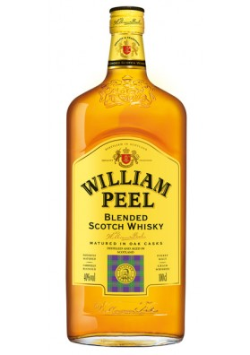 William Peel Blended Scotch Whisky 1l 40%