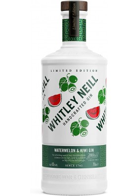 Whitley Neill Watermelon & Kiwi gin ( Limited Edition )
