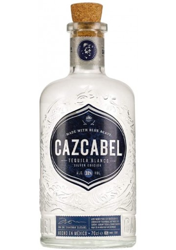 Cazcabel Blanco Tequila 70cl alc 38%