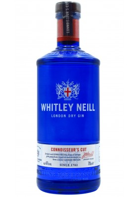 Whitley Neill Connoisseur's Cut Gin 0,7L 47%