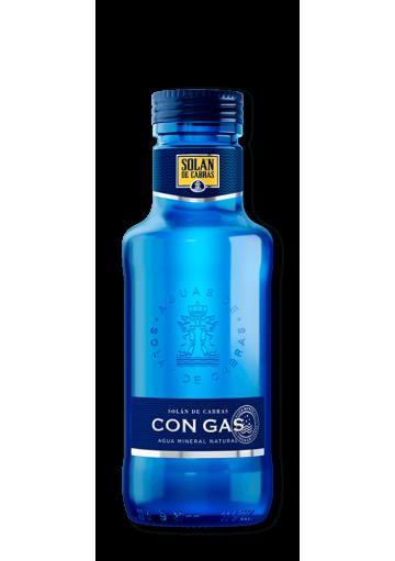 Solan de Cabras sklo 0,33L perlivá